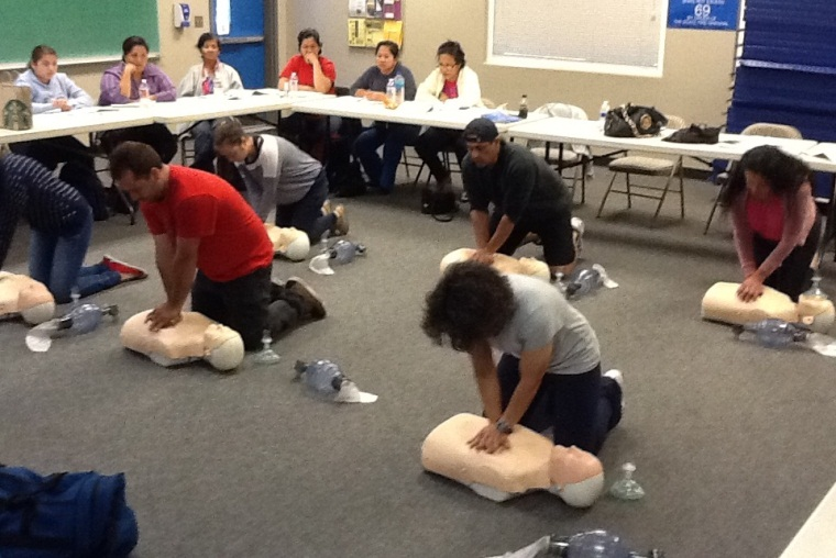 Emergency Training Resources Llc Cpr Courses