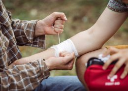 Wilderness First Aid Virginia